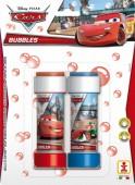 Conjunto 2 Bolas de Sabão Cars 60 ml.