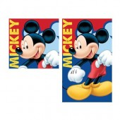 Conjunto 2 toalhas Mickey Mouse
