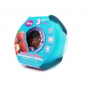 Conjunto 3 Caixas snack Doutora Brinquedos