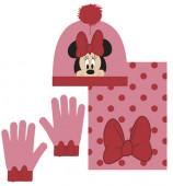 Conjunto 3 pç Inverno Minnie Disney