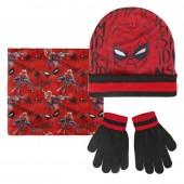 Conjunto 3 peças Inverno Spiderman