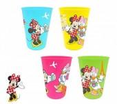 Conjunto 4 copos da Minnie