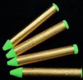 Conjunto 4 Lápis pintura facial fluorescente