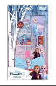 Conjunto Acessórios Cabelo Frozen 2 - 17 peças
