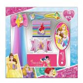 Conjunto Acessórios Cabelo Princesas 18 peças