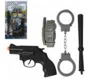 Conjunto Acessórios Polícia