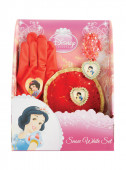 Conjunto Acessórios Princesa Branca de Neve