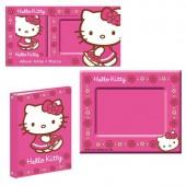 Conjunto Albuns Fotos Hello Kitty