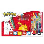 Conjunto Atividades Pokémon 60 peças