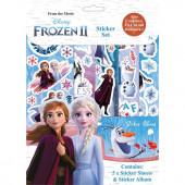 Conjunto Autocolantes Frozen 2