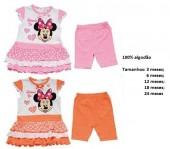 Conjunto Baby Minnie Disney - sortido