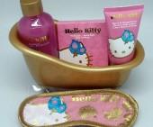 Conjunto Banho Hello Kitty
