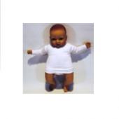 Conjunto Bodys bebé com manga