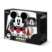 Conjunto Bolsa + Porta Moedas Mickey