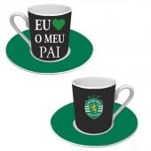 Conjunto Café Dia do Pai SCP