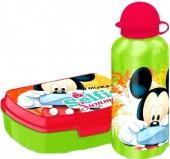 Conjunto Cantil + Sanduicheira Mickey