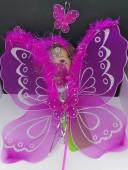 Conjunto Carnaval Borboleta