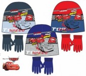 Conjunto Cars Gorro+Luvas Top Speed