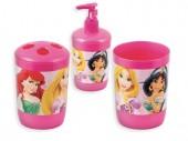 Conjunto casa banho Princesas Disney
