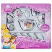 Conjunto Chá Cerâmica Princesas Disney