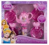 Conjunto Chá Plástico Princess Disney bolas sabão