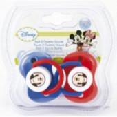 Conjunto Chuchas Mickey 2 uni