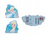 Conjunto Colorir com a Forma Elsa Frozen