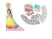 Conjunto Colorir com a Forma Princesas