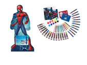 Conjunto Colorir com a Forma Spiderman