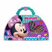 Conjunto Colorir Minnie