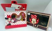Conjunto Cosmética Minnie Mouse