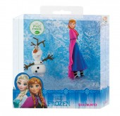 Conjunto de 2 Figuras filme Frozen