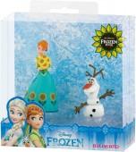 Conjunto de 2 Figuras Frozen