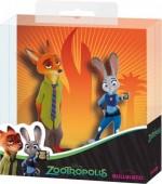 Conjunto de 2 Figuras Zootropolis
