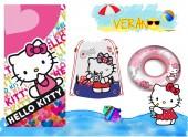 Conjunto de 3 peças Piscina/Praia Hello Kitty