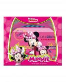 Conjunto de bolsa e carteira Minnie