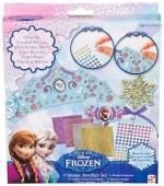 Conjunto de Jóias Mosaico Frozen Disney