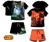 Conjunto de S-shirt + short dos Star Wars