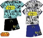 Conjunto de T-shirt + short dos Star Wars