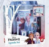 Conjunto Diário com Acessórios Frozen 2