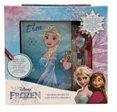Conjunto Diário com Acessórios Frozen Disney