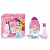Conjunto Eau de Toilette + Shampo Princesas Disney