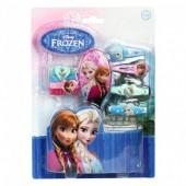 Conjunto escova + acessorios Frozen
