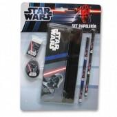 Conjunto Estojo + Acessorios Star Wars