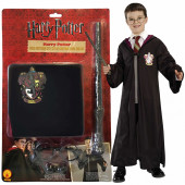 Conjunto fato completo Harry potter
