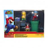 Conjunto Figuras Super Mario - Underground