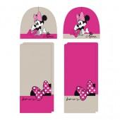 Conjunto gorro + cachecol Disney Minnie Shy
