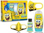 Conjunto Higiene 3 peças Sponge Bob