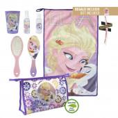 Conjunto higiene Disney frozen Necessaire