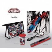 Conjunto Higiene Marvel Spiderman Comics